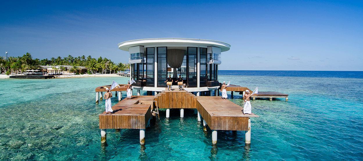 منتجع فى المالديف