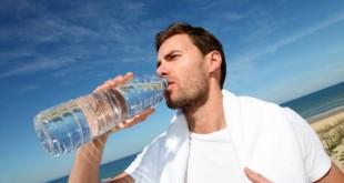 شرب الماء بكثرة