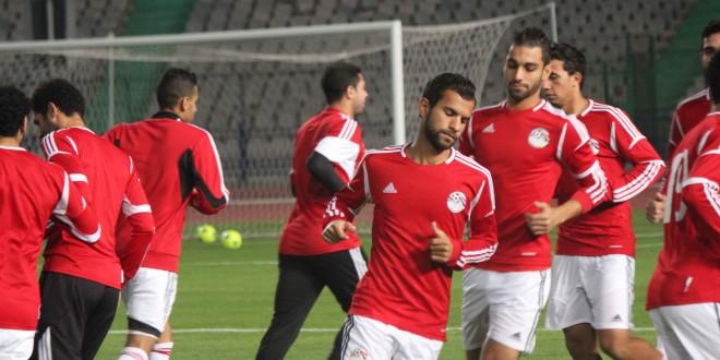 مباراة مصر وتشاد