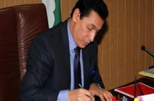 محافظ الشرقية رضا عبد السلام