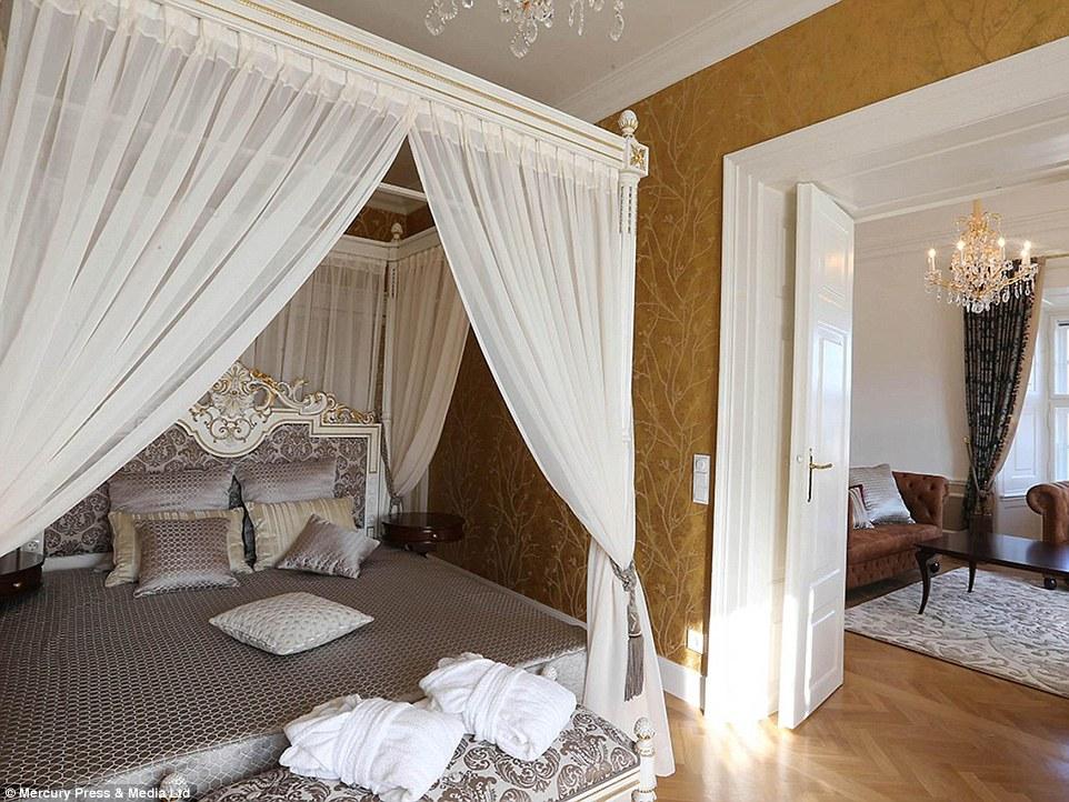 """قصر """"شونبرون"""" في فيينا"""