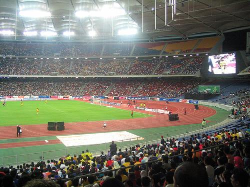 ملعب بوكيت جليل الوطني