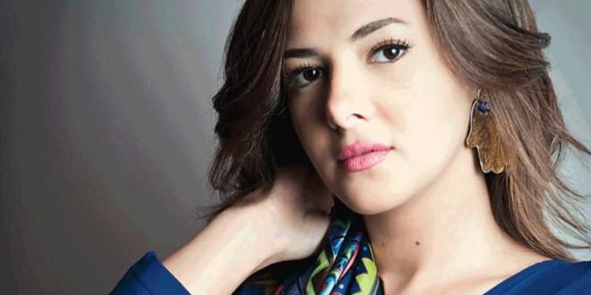 أغنية قصة الشتا لدينا سمير غانم كلمات فديو Donia Samir Ghanem | Qesset Sheta