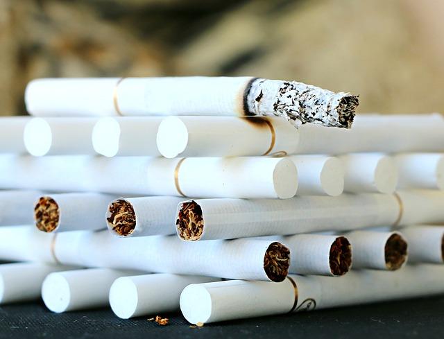 أضرار التدخين الصحية