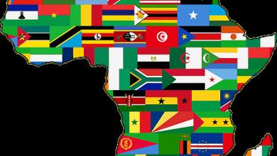 اعلام دول افريقيا