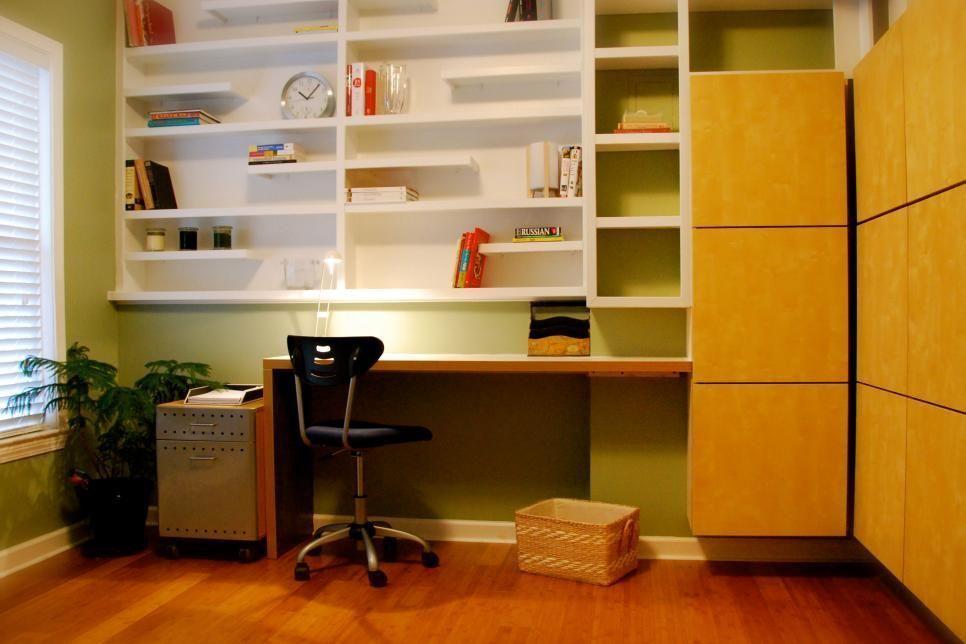 افكار لغرف مكتب منزلي