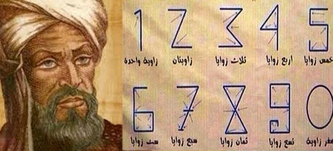 الخوارزمى من أشهر علماء الرياضيات المسلمين