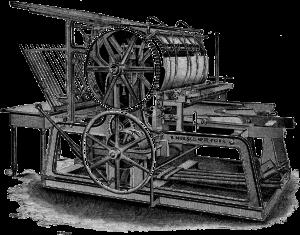 الطباعة قديماً