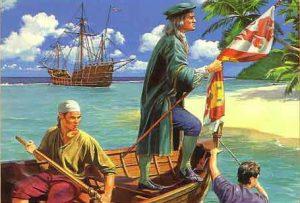 مكتشف أمريكا