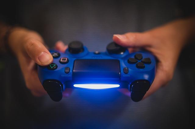بحث عن الألعاب الإلكترونية