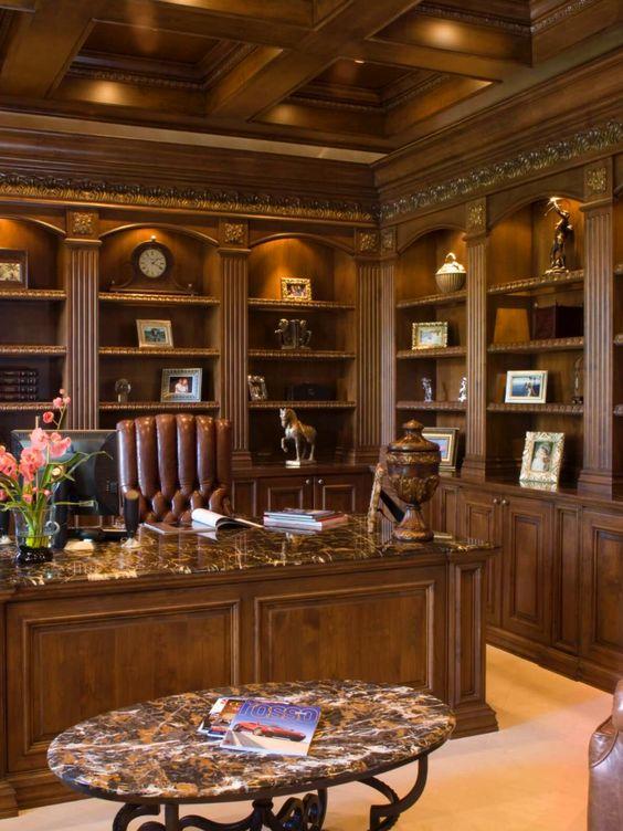 مكاتب كلاسيك