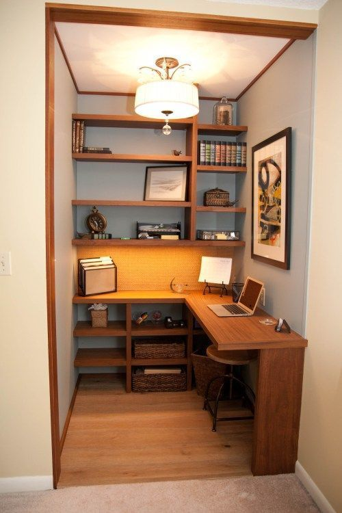 تصاميم مكاتب منزلية