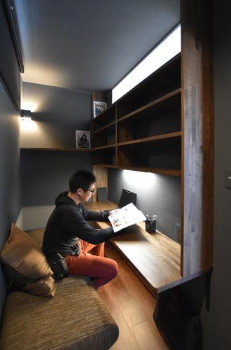 تصميم غرف مكتب منزلية