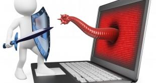 حماية جهازك من الفيروسات