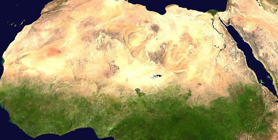 دول شمال افريقيا
