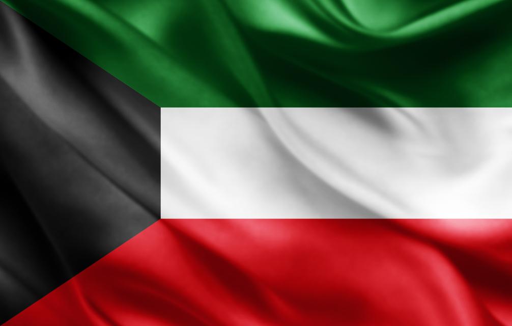 رسومات العلم الكويتي