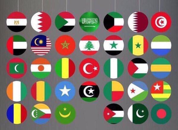 عدد الدول الاسلامية