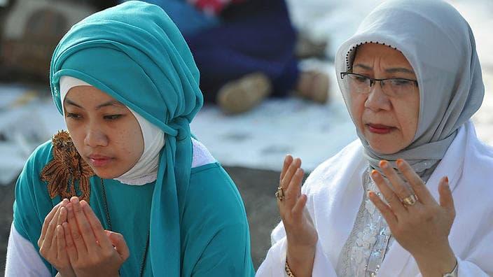 عدد المسلمين في اندونيسيا