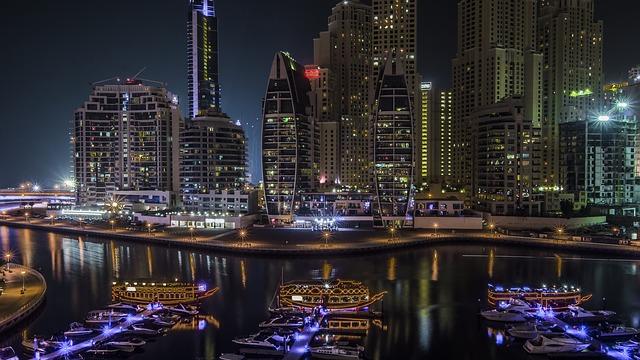 عدد سكان الامارات - دبي