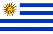 علم أوروغواى