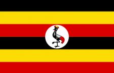 علم أوغندا