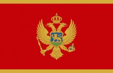 علم الجبل الأسود