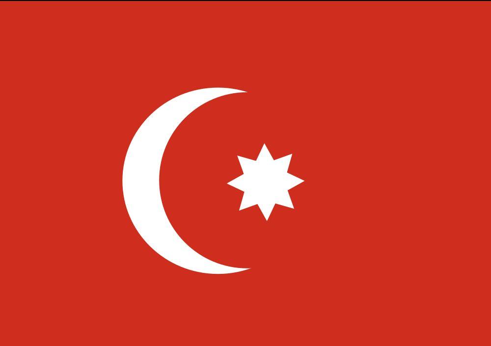 علم الدولة العثمانية