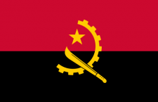 علم انغولا