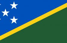 علم جزر سليمان