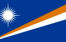 علم جزر مارشال