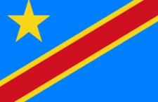 علم جمهورية الكونغو الديمقراطية