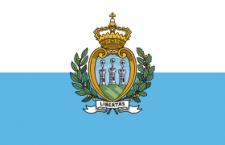 علم سان مارينو