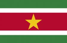 علم سورينام
