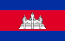 علم كامبوديا