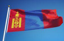 علم مانغوليا