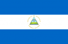 علم نيكاراغوا