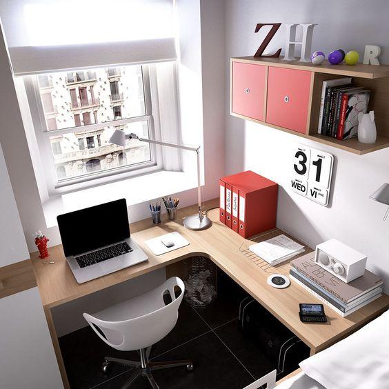 غرفة مكتب