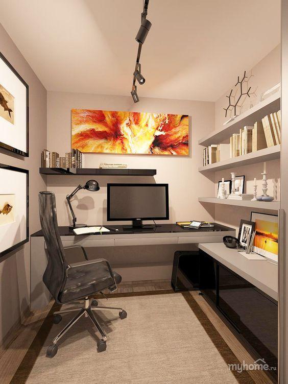 غرف مكتب موردن