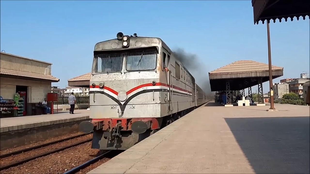 قطار السكة الحديد