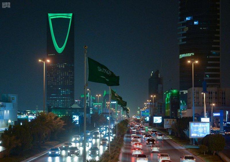 مدينة الرياض إحدى مدن السعودية