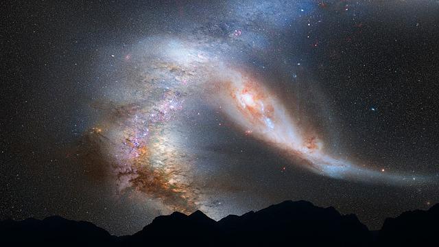 معلومات عن الفضاء الخارجي