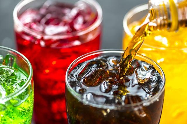 مكونات المشروبات الغازية