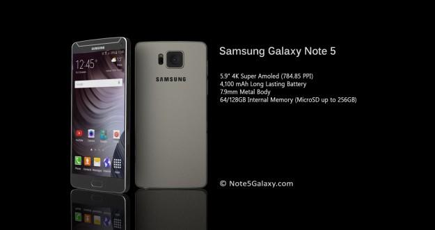 مواصفات-Galaxy-Note-5  (1)