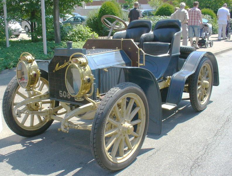 Mercedes 1902