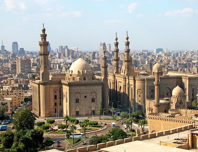 القاهرة عاصمة مصر