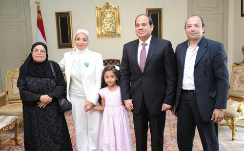 صور جنازة الشهيد محمود حامد شهيد بورسعيد